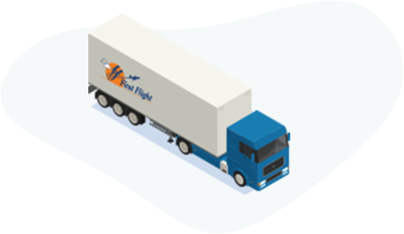 Road Transport Delivery Services across GCC